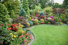 Four Seasons,award winning garden, 26 Buchanan Road, Walsall WS4 2EN.