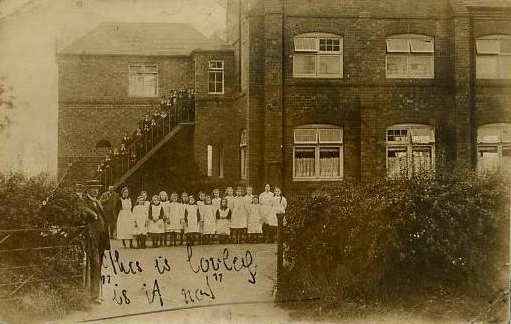 Aldridge RAOB GLE Orphanage in Walsall west midlands uk. copyright Aldridge website
