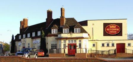 The Crown Pub in Aldridge (copyright Aldridge Website)