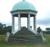 The Memorial on Barr Beacon, Copyright Aldridge website