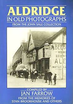 Buy your copy of Aldridge in old photographs from Aldridge website