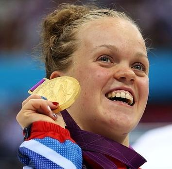 Paralympic Golden wonder Ellie Simmonds will enjoy a Aldridge and Walsall celebration on board an open top bus