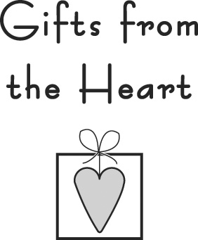 Gifts from the Heart, call mandy on 0121 360 4144 for more information