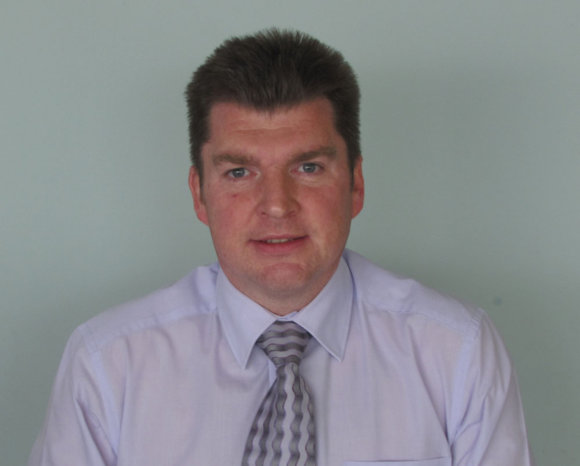 Streetly area manager John Morris
