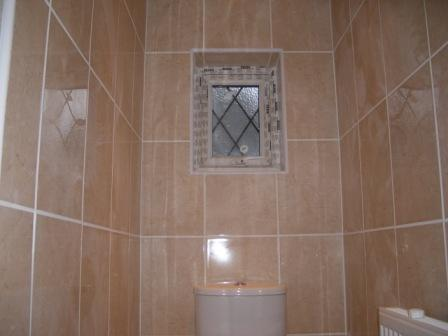T.P. Kitchen and Bathroom Tiling Services completed work in Walsall West Midlands