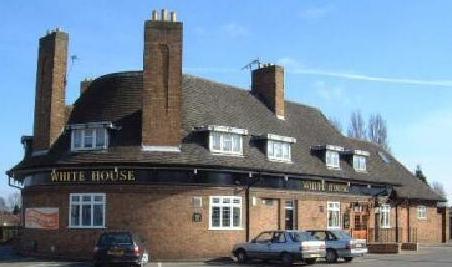 The Whitehouse pub in Aldridge (copyright Aldridge Website)